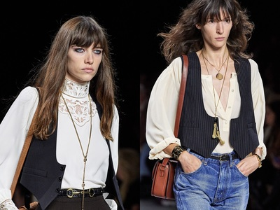 Eτοιμες να φορέσετε γιλέκο; Oι πιο «hot» spring collections λένε ναι