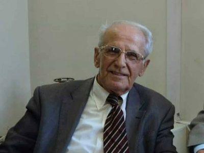 Πέθανε ο πρώην δήμαρχος Λεχαινών Δημήτρη...
