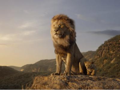 """Τεχνολογικό σινεφίλ επίτευγμα αναμένεται η live action ταινία """"The Lion King"""" της Disney"""