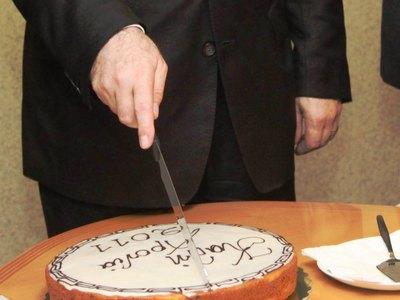 Ο Εμπορικός Σύλλογος της Πάτρας κόβει την πίτα του