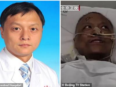 H δραματική ιστορία Κινέζων γιατρών που άλλαξε το χρώμα του δέρματός τους μετά από φάρμακο για τον κορωνοϊό