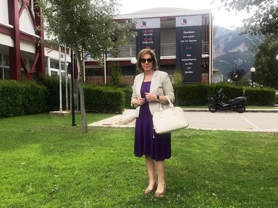 Επιστρέφει στο Ανοικτό Πανεπιστήμιο η Εύη Χριστοφιλοπούλου