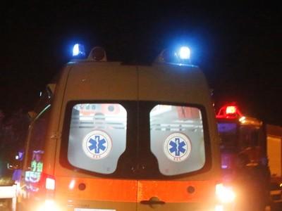 Τροχαίο στον Αλισσό με τραυματίες - Εγκλωβίστηκε γυναίκα - ΒΙΝΤΕΟ