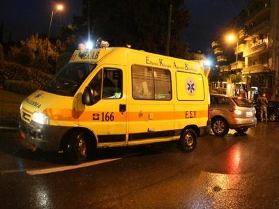 Καραμπόλα τριών οχημάτων στα Μποζαΐτικα της Πάτρας- Δύο τραυματίες