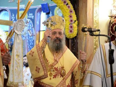"""""""Ας επιτρέψουμε στον Χριστό να γεννηθεί στις καρδιές μας"""" - Το μήνυμα του Μητροπολίτη Πατρών"""