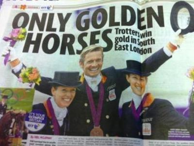 Από τη μια γκάφα στην άλλη: Η Daily Mirror μπερδεψε τους... δικους τους με τους Ολλανδούς