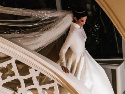 Υπέρλαμπρος γάμος για την Αναστασία Καίσαρη - Παρόντες Κυριάκος Μητσοτάκης και Μαρέβα