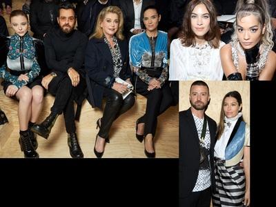 Louis Vuitton, Miu Miu και όχι μόνο: Είδαμε και το Τζάστιν Τίμπερλεικ στο Λούβρο