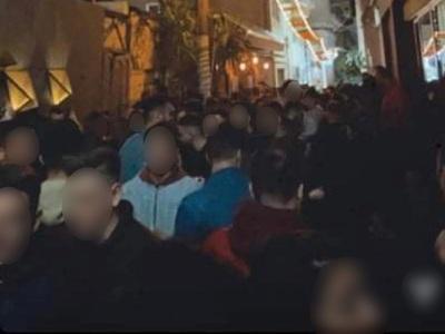 Υπαίθρια πάρτι και στο Αγρίνιο- Η εστίασ...