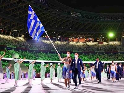 Ολυμπιακοί Αγώνες: Η Ελληνική αποστολή σ...