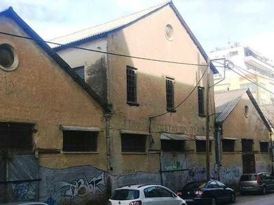 Σε πολυχώρο πολιτισμού και εκπαίδευσης μετατρέπεται το πρώην εργοστάσιο ΑΣΟ Πύργου