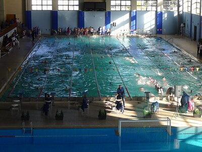 Άρεσαν οι κολυμβητές του Αίολου Αγυιάς