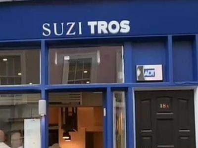 «SUZI TROS»: η ατάκα της Βλαχοπούλου έγινε εστιατόριο στο Λονδίνο