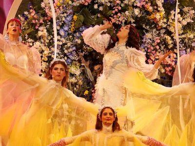 Eurovision 2019: Αναγεννησιακή η εμφάνιση της Ελλάδας με την Κατερίνα Ντούσκα - ΔΕΙΤΕ το ΒΙΝΤΕΟ