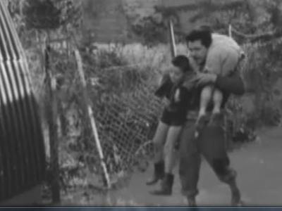 Τότε που υπερχείλισε ο Γλαύκος και έπνιξε την Πάτρα - Δυο ενήλικες κι ένα μωρό νεκροί από τη σφοδρή βροχόπτωση