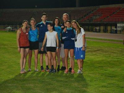 Νέες επιτυχίες για τους αθλητές στίβου του Κούρου