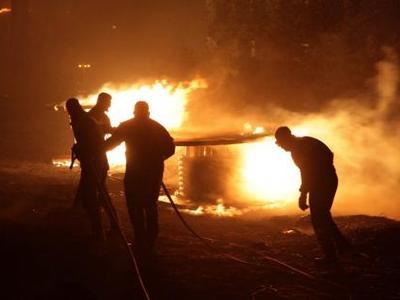Πάτρα: Υπο μερικό έλεγχο η φωτιά στο Κεφαλόβρυσο – Τραυματίστηκε πυροσβέστης -