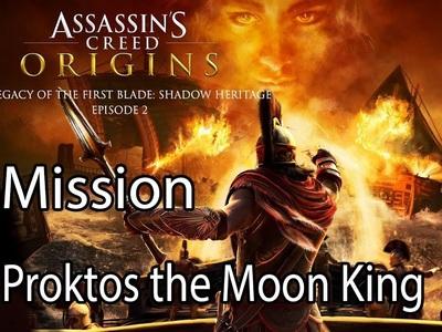 Το Assassin's Creed και η αποστολή στον Ερύμανθο Αχαΐας, προς αναζήτηση του μισθοφόρου... Proktos - ΒΙΝΤΕΟ