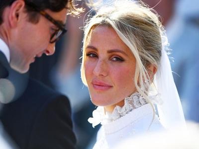 Love me Like You Do: Με νυφικό Chloe και διάσημους καλεσμένους ο γάμος της Ελι Γκούλντινγκ
