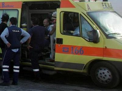 Πάτρα: Ειρηνοδίκης η 57χρονη που έπεσε από το μπαλκόνι τρίτου ορόφου σήμερα το πρωί στην περιοχή Ταραμπούρα