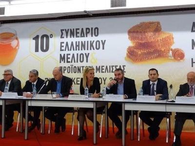 H Δυτ. Ελλάδα παρούσα στο 11o Φεστιβάλ Μελιού στην Αθήνα