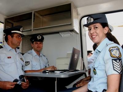 Τo εβδομαδιαίο δρομολόγιο της Κινητής Αστυνομικής Μονάδας σε Αχαΐα, Ηλεία, Ακαρνανία και Αιτωλία