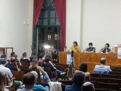 Εκδήλωση της ΑΡ.ΠΑ. ενάντια στην εξόρυξη υδρογονανθράκων