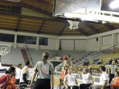 Μπασκετ σε καροτσάκι: Προπονητής στους Τιτάνες ο Γεράσιμος Τζάκης