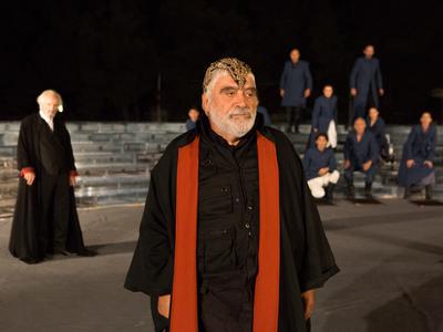 """Ο Δημήτρης Πιατάς στο thebest.gr: """"Δεν αντιμετώπισα ποτέ το θέατρο με δημοσιουπαλληλική νοοτροπία"""""""