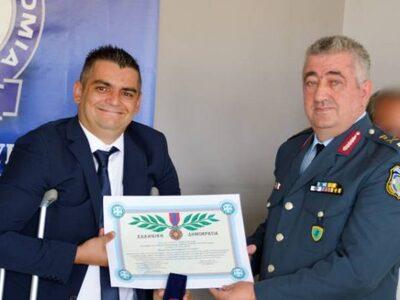 Γιώργος Παπαχριστόπουλος: Ο αστυνομικός ...