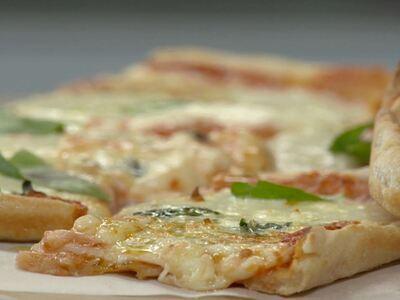 Συνταγή για πίτσα χωρίς γλουτένη