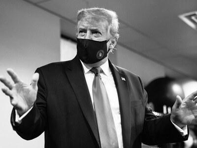 Στον κόσμο του ο Τραμπ: Η πανδημία είναι...