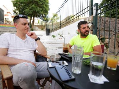 Συναντήσαμε δύο πρώην χρήστες ναρκωτικών...