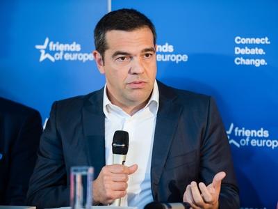 Αλ. Τσίπρας: «Η απόφαση του Ευρωπαϊκού Συμβουλίου για τη Β. Μακεδονία, μήνυμα ήττας για το ευρωπαϊκό οικοδόμημα»