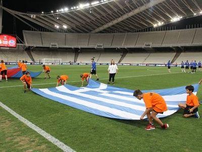 Ντροπής πράγματα: Ελλάδα - Λιχτενστάιν 1-1...