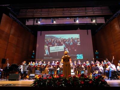 Η επετειακή συναυλία για τα 35 Χρόνια της Χορωδίας του Πανεπιστημίου Πατρών