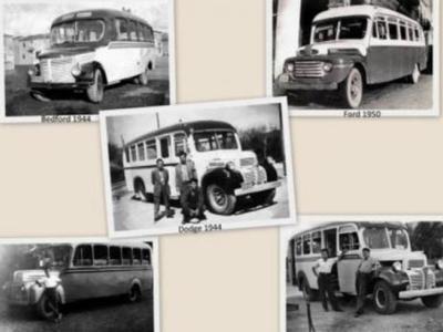 Ένα φωτογραφικό αφιέρωμα στις συγκοινωνίες της Πάτρας- Τα πρώτα ταξί και τα δρομολόγια των λεωφορείων τον περασμένο αιώνα