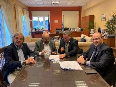 Επιχειρησιακή συμφωνία για την ενίσχυση της ανταγωνιστικότητας στο Ιόνιο