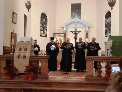 Κέρκυρα: Ορθόδοξοι, Καθολικοί, Ευαγγελικοί και Αγγλικανοί συνπροσευχήθηκαν για μια μοναδική τελετή