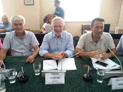 Βολές Ρώρου σε Πελετίδη για τον προϋπολογισμό του Δήμου Πατρέων