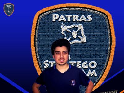 Στην Patras Stratego Team πρωταθλητής Ελλάδος Λουλάκης Θεοχάρης