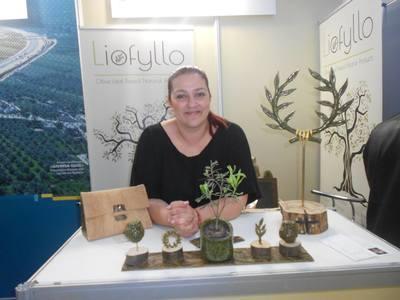 Liofyllo: Πέντε γυναίκες, φύλλα ελιάς, τέχνη και καινοτομία
