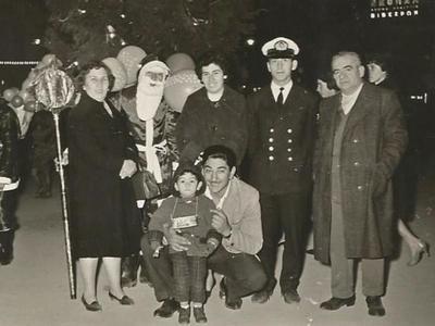 Παραμονή Αγ Βασιλείου 1961- Πέτρος Πανου...
