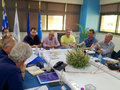 Ικανοποίηση της συντονιστικής επιτροπής της ΔΕΜΑ στην τελευταία επιθεώρηση