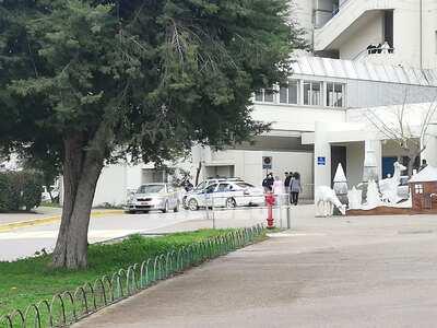 """Τραγωδία: 53χρονος ασθενής έκανε """"Βουτιά θανάτου"""" από τον 5ο όροφο του Νοσοκομείου Ρίου"""