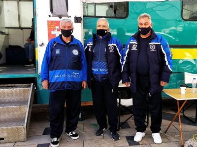Οι Παλαίμαχοι Ποδοσφαιριστές Πάτρας δίνο...