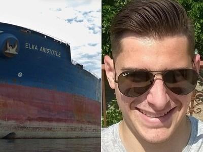 Τόγκο: Ελεύθερος ο 20χρονος Μεσολογγίτης ναυτικός που είχε απαχθεί από πειρατές!