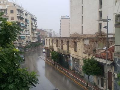 Καλοκαιρινές βροχές και καταιγίδες σήμερ...