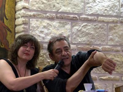 Η Φαίη Κοκκινοπούλου παρουσίασε το βιβλίο της στην Πάτρα-ΦΩΤΟ