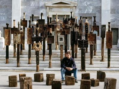 Έκθεση έργων του γλύπτη Θεόδωρου Παπαγιάννη στο Αρχαιολογικό Μουσείο Πάτρας